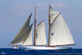 Spetses Classic Yacht Regatta 2015.